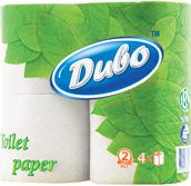 Туалетная бумага Диво макулатурная