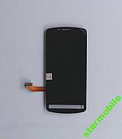 Дисплей Nokia 700,черный, с тачскрином