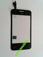 Сенсорный экран Fly IQ434,черный