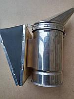 Дымарь пасечный с нержавеющей стали, фото 1