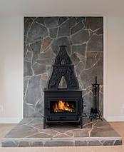 Печь камин чугунная (мультипечь) DOVRE 310 GX, фото 3