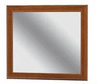 Даллас зеркало (Мебель-Сервис)  каштан 890х795мм