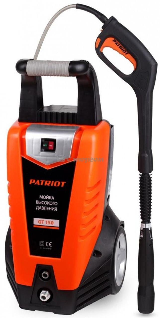 Мойка высокого давления Patriot GT 150 - НОВА МЕТА инструменты, садовая техника, лаки краски в Харькове