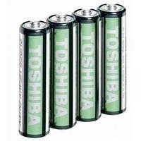 Батарейка Toshiba R 03 40шт/уп