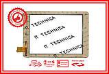 Тачскрін 203x145mm 6pin QSD E-C8015-01 Чорний, фото 2