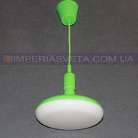 Люстра подвес, светильник подвесной Horoz Electric светодиодный LUX-536000