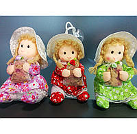 Кукла на присоске с аромомешочком