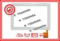 Тачскрин 256x172mm 60pin AD-C-100588-FPC БЕЛЫЙ, фото 1