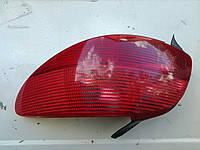 Задний фонарь стопа  Peugeot 206 1998-2003 2531D