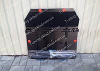 Защита двигателя Шевроле Круз (стальная защита поддона картера Chevrolet Cruze)