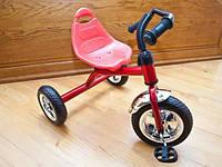 Велосипед трехколесный QAT-T001 со стальной рамой