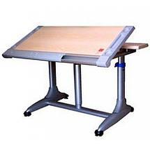 Комплект Дитяча парта растишка стіл трансформер Goodwin KD-338WB (Comf-Pro) і крісло KY-318, фото 3