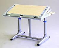 Комплект Детская парта растишка стол трансформер Goodwin KD-338MB (Comf-Pro) и кресло KY-318