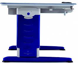 Дитяча парта растишка стіл трансформер Mealux Boston BD-161 MG/B + полку BD-S110, фото 2