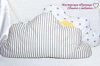 Подушка - тучка в детскую кроватку, фото 1