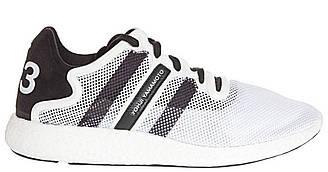 """Кроссовки Adidas Y-3 Yohji Boost & Qasa High """"White"""""""