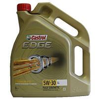 Моторное масло CASTROL EDGE FST LL 5W-30 5L