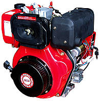 Запчасти для двигателя Weima/Bulat 186F (дизель, 9 л. с.) аналог Yanmar L100