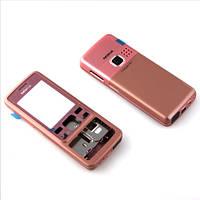 Корпус Nokia 6300 розовый High Copy