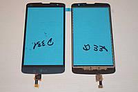 Оригинальный тачскрин / сенсор (сенсорное стекло) для LG L Bello D331 D335 (серый, Synaptics, BH1440) + СКОТЧ