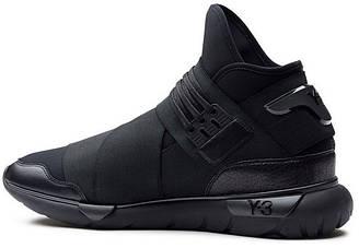 """Кроссовки Adidas Y-3 Qasa High """"Black"""""""