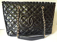 Женская чёрная сумка Chanel   2010