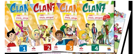 CLAN 7-iHOLA AMIGOS!