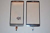 Тачскрин / сенсор (сенсорное стекло) для LG G3 Stylus D690 D690n D693 D693n (серый цвет)