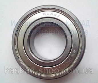 Кульковий підшипник 6206-ZZ, фото 2