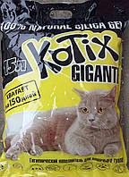 Наполнитель силикагелевый Котикс Гигант (Kotix) 15л, на 150 дней