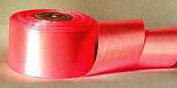 Атласная лента, ширина 2,5 см, 1 м, цвет розовый