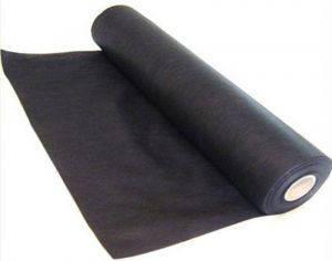 Агроволокно чорне Presto-PS 50 гр/м2 -1,6/100 метрів
