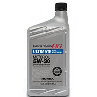 Масло моторное Honda Motor Oil API SN 5W-30 Ultimate ✔ 0.946л