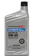 Масло моторное Honda Motor Oil API SN 5W-20 Ultimate ✔ 1л