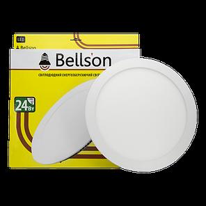 """Светодиодный светильник 24W """"круг"""" Bellson, фото 2"""