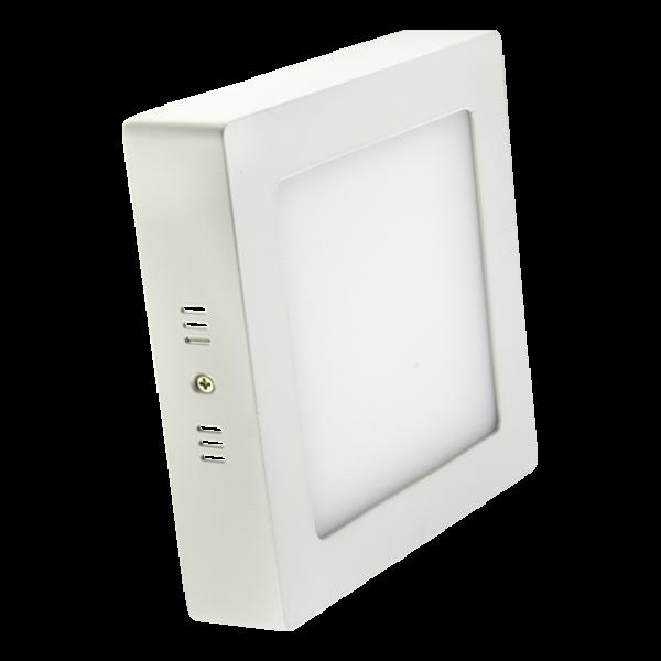 """Светодиодный светильник 24W """"квадрат"""" накладной Bellson"""