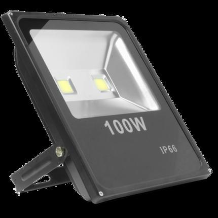 Светодиодный прожектор Slim 100W Bellson, фото 2