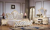Спальня Монако (молочно-белый) (раскомплектовываем)