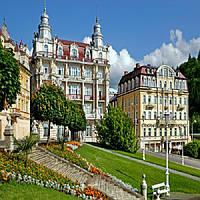 Лучшие термальные курорты Чехии