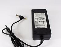 Адаптер 12V 6A (пластик + кабель), адаптер светодиодной ленты 12в, блок питания 12v 6a