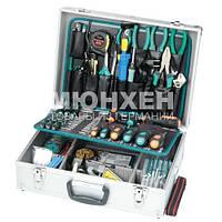 Набор инструментов в кейсе Pro'sKit PK-15307BM, электромонтажный