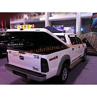 Крышка кузова (Double Cab) для Mazda BT-50 Aeroklas Twin ABS Sheet Deck AVIATOR с электромотором