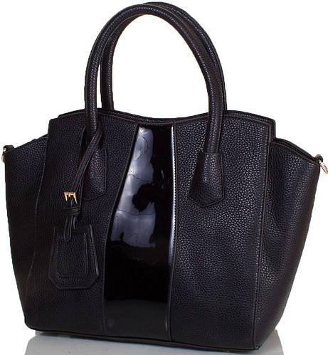Оригинальная женская сумка  ANNA&LI (АННА И ЛИ) TU14404-black (черный)