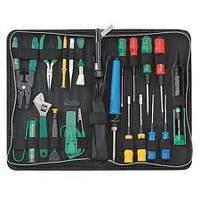 Набор инструментов в сумке Pro'sKit 1PK-302NB, для обслуживания ПК и ноутбуков