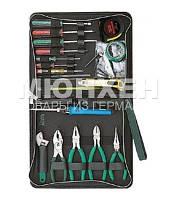 Набор инструментов в сумке Pro'sKit 1PK-618B, электромонтажный