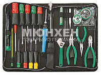 Набор инструментов в сумке Pro'sKit 1PK-813B, электромонтажный