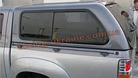 Кунг из ABS пластика на  Mazda BT-50 Aeroklas Twin Sheet ABS Canopy (modell Lux) Double Cab-aeroklas