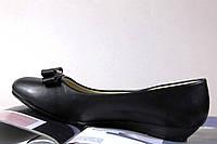 Балетки черного цвета