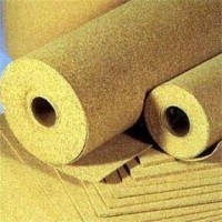 Пробковая подложка Egen 3 мм рулон 10 м2