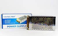 Адаптер 12V 10A METAL, блок питания, импульсный адаптер 12v 10a, адаптер питания 12 вольт